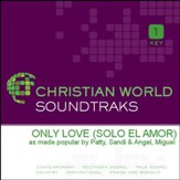 Only Love (Solo El Amor) [Music  Download]