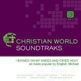 I Bowed On My Knees And Cried Holy [Music Download]