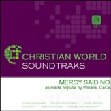 Mercy Said No [Music Download]