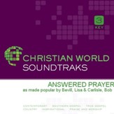 Answered Prayer [Music Download]