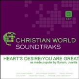 Heart's Desire/You Are Great [Music Download]