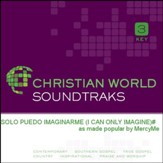 Solo Puedo Imaginarme (I Can Only Imagine) [Music Download]