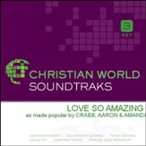 Love So Amazing [Music Download]