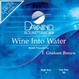 Wine Into Water [Music Download]