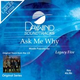 Ask Me Why [Music Download]