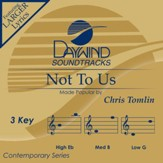 Not To Us [Music Download]