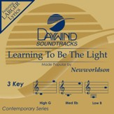 Learning To Be The Light [Music Download]