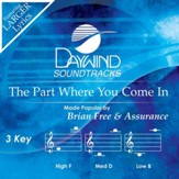 The Part Where You Come In [Music Download]