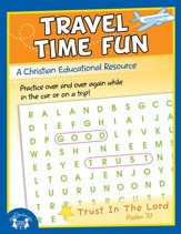 Travel Time Fun Christian Educational PDF & MP3 [Music Download]