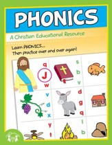Phonics Christian Educational PDF & MP3 [Music Download]