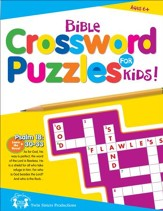 Bible Crossword Puzzles Christian  Puzzle PDF & Digital Album Download [Music Download]