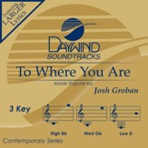 To Where You Are [Music Download]