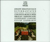 Bach : Easter Cantatas - plus Gustav Leonhardt [Music Download]