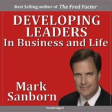 Developing Leaders in Business and Life [Music Download]