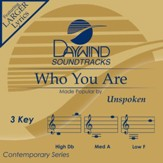 Who You Are [Music Download]