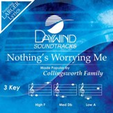 Nothing's Worrying Me [Music Download]