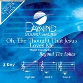 Oh, The Thought That Jesus Loves Me [Music Download]