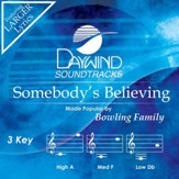 Somebody's Believing [Music Download]