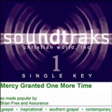 Mercy Granted One More Time [Music Download]
