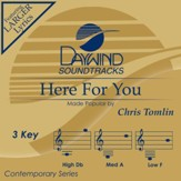 Here For You [Music Download]