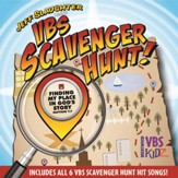 VBS Scavenger Hunt Music Download [Music Download]