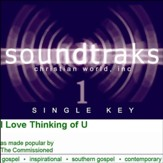 I Love Thinking Of U [Music Download]