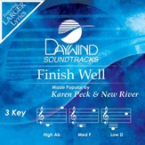 Finish Well [Music Download]