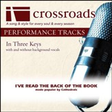 I've Read The Back Of The Book (Performance Track High with Background Vocals in F#) [Music Download]
