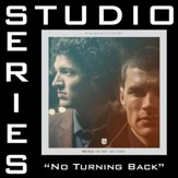 No Turning Back (Low Key Performance Track Without Background Vocals) [Music Download]