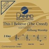 This I Believe (The Creed) [Music Download]