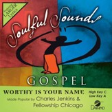 Worthy Is Your Name [Music Download]