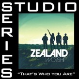 That's Who You Are (Studio Series Performance Track) [Music Download]