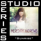Sunrise (Medium Key Performance Track Without Background Vocals) [Music Download]