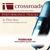 Forever (Performance Track Low with Background Vocals) [Music Download]
