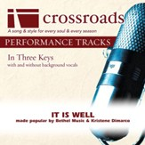 It Is Well (Performance Track Original Without Background Vocals) [Music Download]