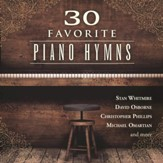 30 Favorite Piano Hymns [Music Download]
