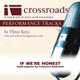 If We're Honest (Performance Track Original without Background Vocals) [Music Download]