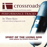Spirit of The Living God (Made Popular by Vertical Church Band) [Performance Track] [Music Download]