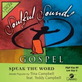 Speak The Word [Music Download]