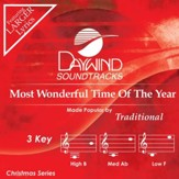 Most Wonderful Time Of The Year [Music Download]