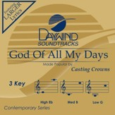 God Of All My Days [Music Download]