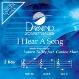 I Hear A Song [Music Download]