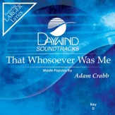 That Whosoever Was Me [Music Download]
