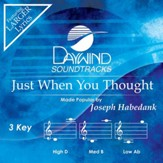 Just When You Thought [Music Download]