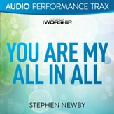 You Are My All In All [Audio Performance Trax] [Music Download]