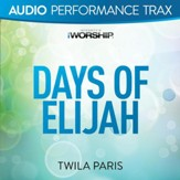 Days of Elijah [Low Key Without Background Vocals] [Music Download]