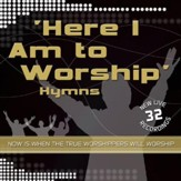 Here I Am To Worship [Hymns] [Music Download]