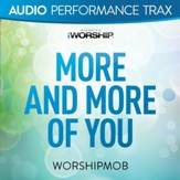 More and More of You [Low Key without Background Vocals] [Music Download]