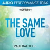 The Same Love [Original Key Without Background Vocals] [Music Download]