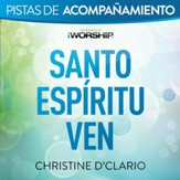 Santo Espiritu ven [Original Key Trax with Background Vocals] [Music Download]